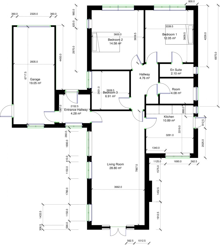 Existing Extension Plan